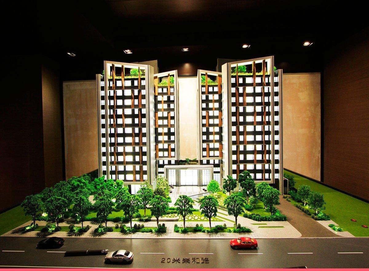 「精銳潮」位於綠活特區最核心,擁有三鐵二高一快的交通樞紐