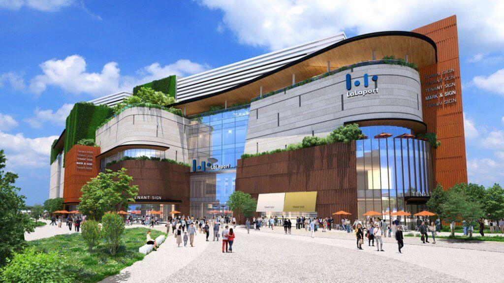 三井不動產投資的LaLaport購物商城日前已動工,加上大車站計畫、秀泰廣場、帝國糖廠等利多加持,帶動「坤悅高飛」房價拉抬。