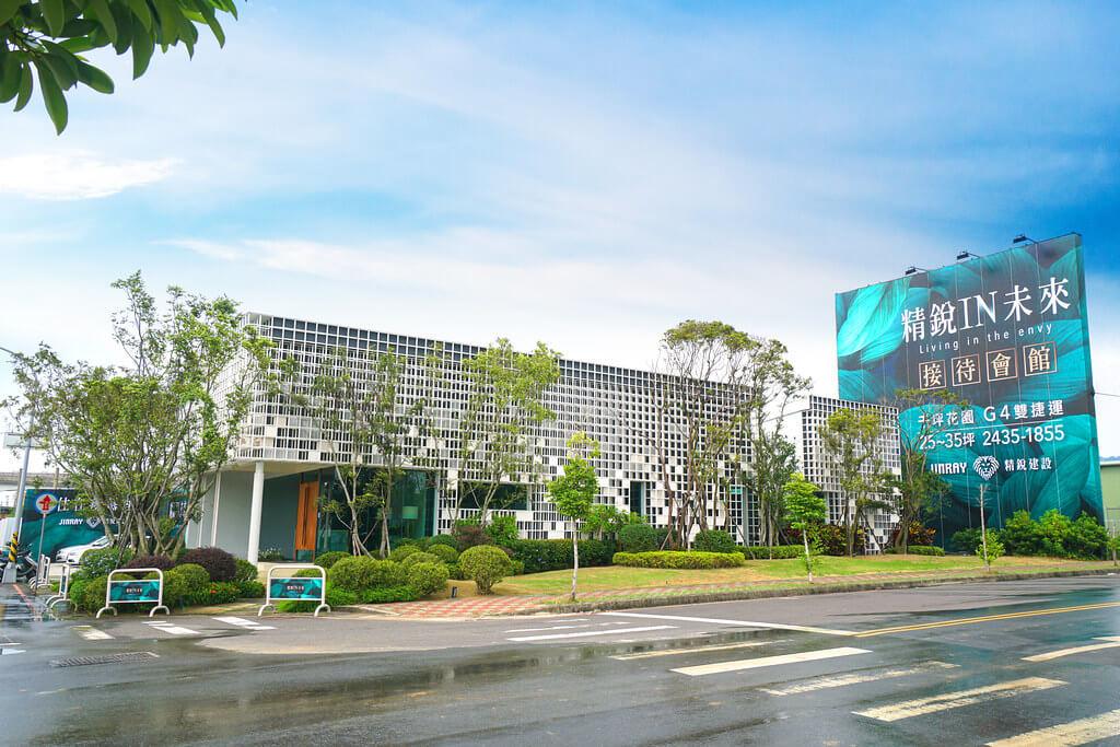 「精銳IN未來」千坪花園,輕奢飯店式完美公設